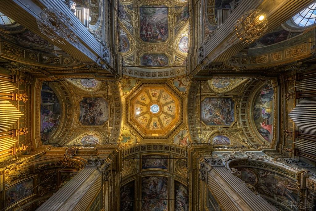 Basilica di Santa Maria delle Vigne 2015-03-06 142945 #HDR