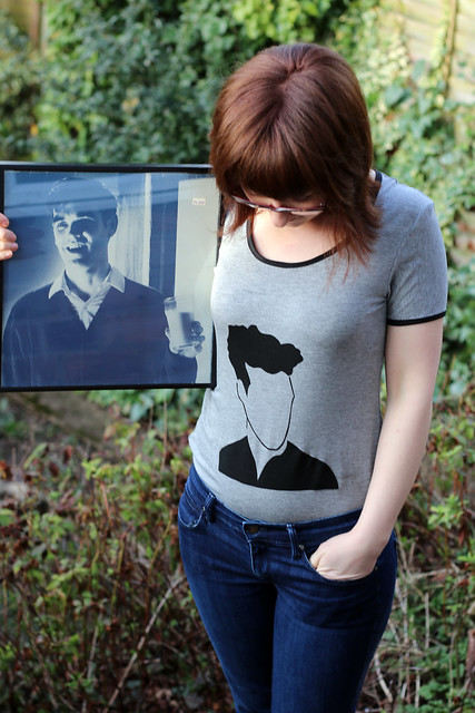 Screenprinted Morrissey SBCC Tonic Tee