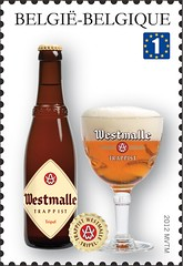 02 TRAPPISTES BELGES timbree
