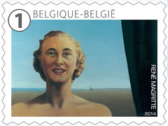 15 MAGRITTE timbre B