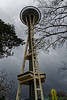 Rain Day @ The Space Needle