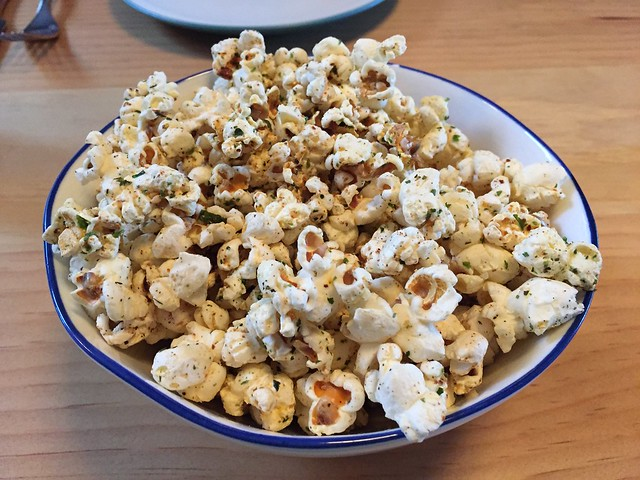 Popcorn - Liholiho Yacht Club