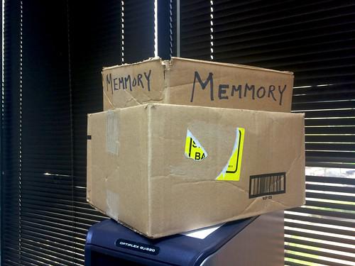 Memmory Boxx