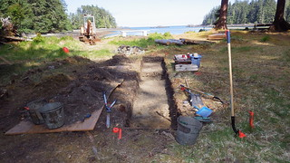 Windy Bay Excavation