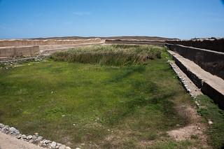 Image of Chan Chan near Trujillo. pérou huanchaco lalibertad