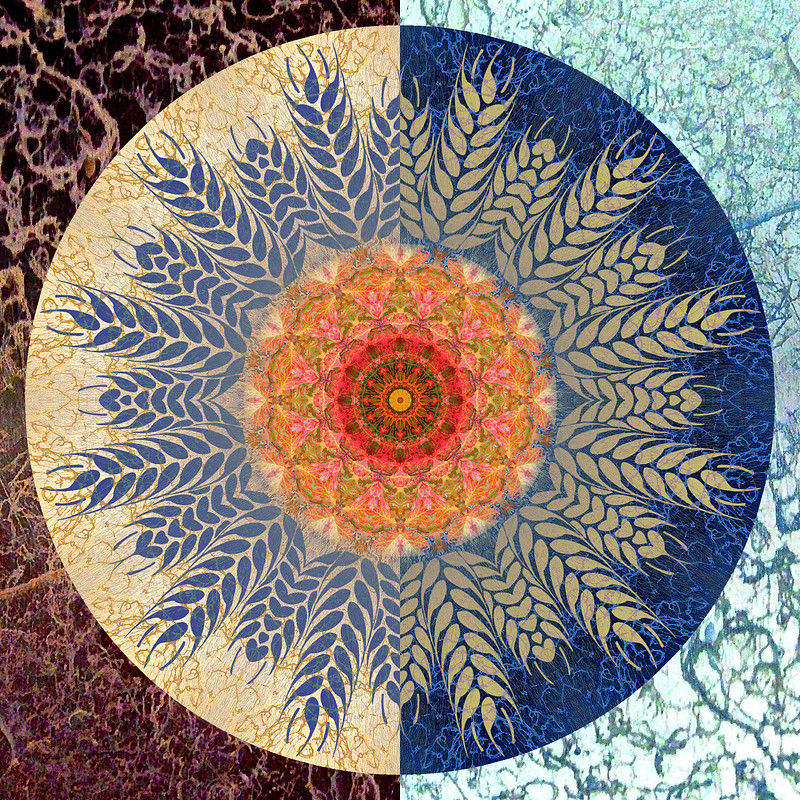 Equinox Mandala (Autumnal)