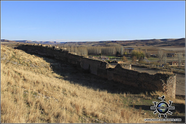 Muralla de Berlanga de Duero,  Berlanga de Duero (Soria, España)