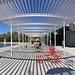 Cherie Flores Garden Pavilion. Hermann Park by bill barfield
