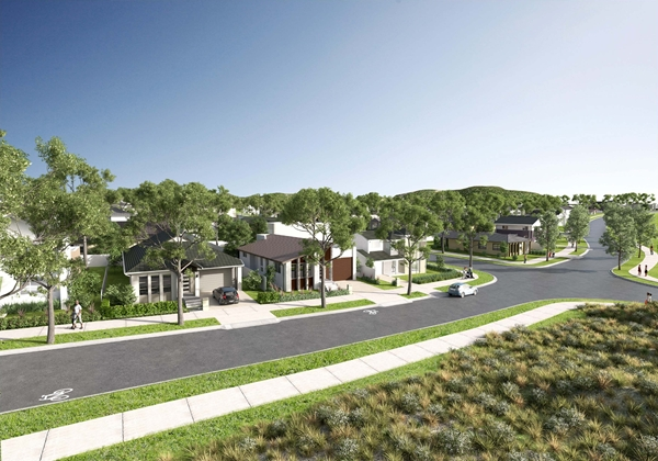 Lend Lease residential project, Alkimos Beach has gained a six-star Green Star rating