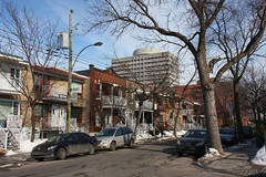 Complexe FTQ - Montréal