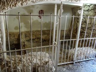 Israel - Century I tomb - Jesus Christ