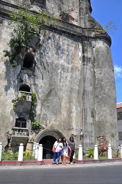 Laoag Sinking Bell Tower