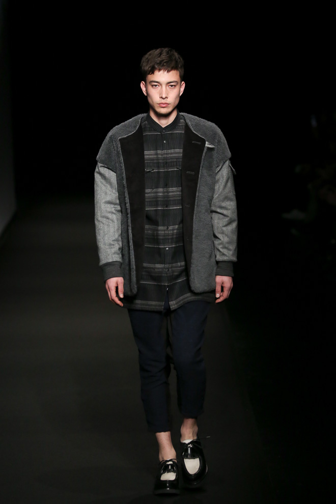 FW15 Tokyo FACTOTUM121_Sen Mitsuji(fashionsnap.com)