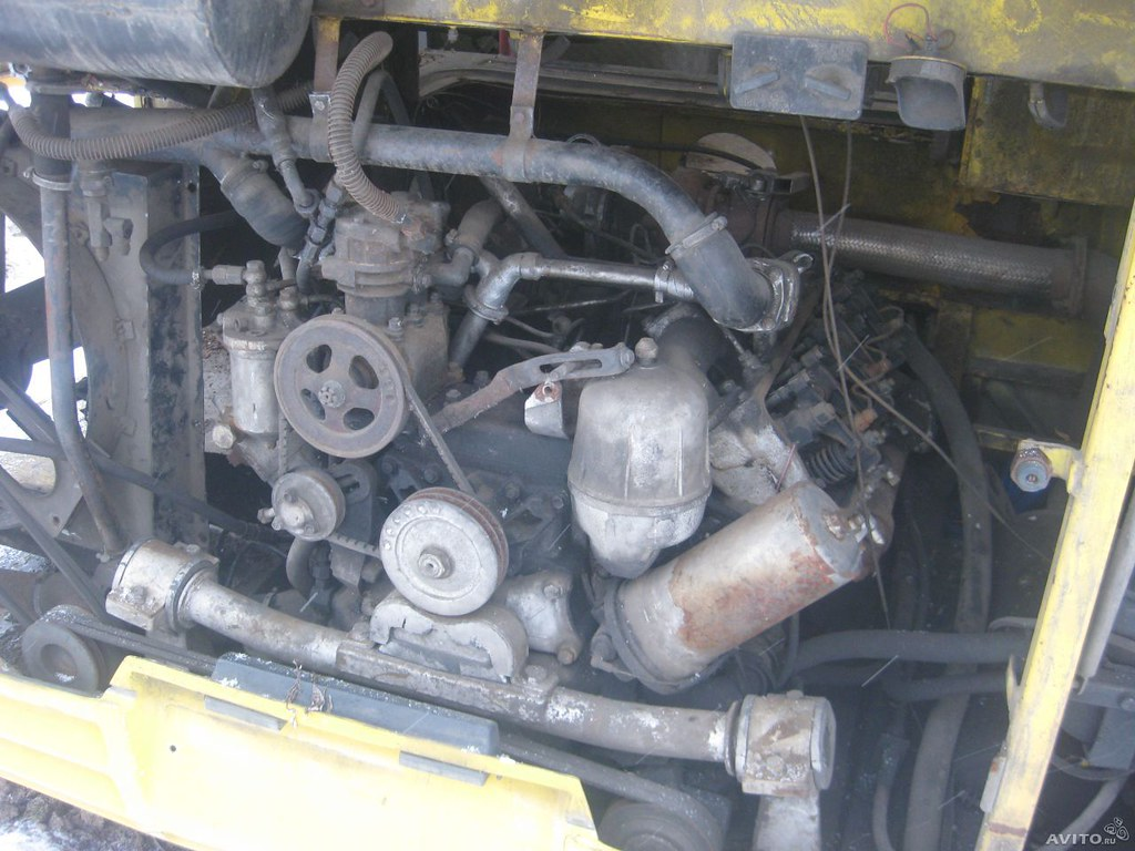 мотор МАРЗ-5266