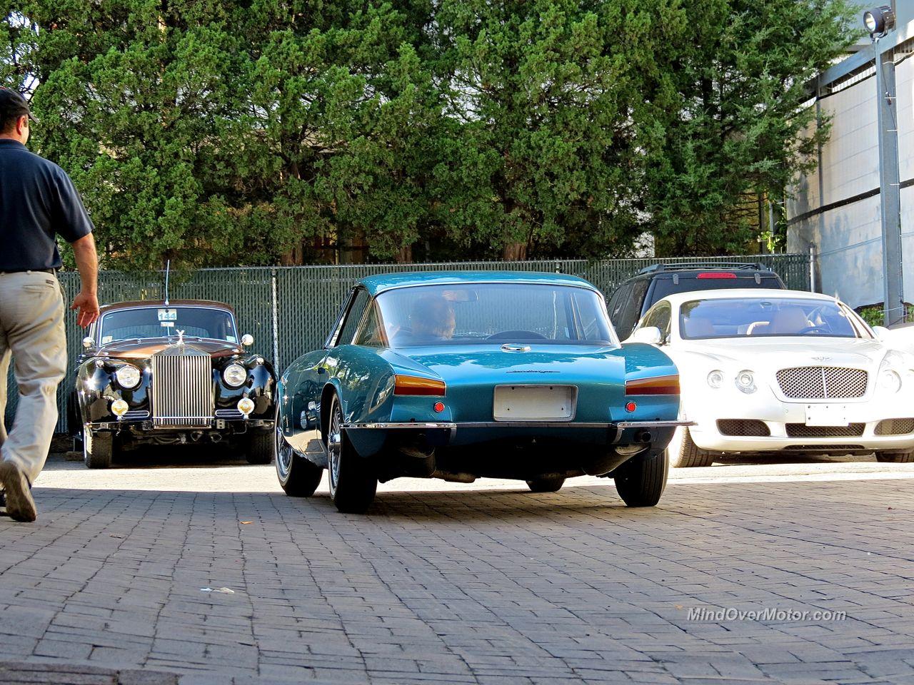 Corvette Rondine Rear