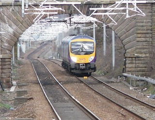 185139 approaches Lea Green, 27th March 2015