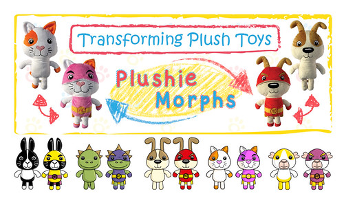 Please Vote for Plushiemorphs