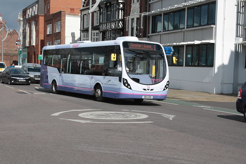 First Hampshire and Dorset 47578