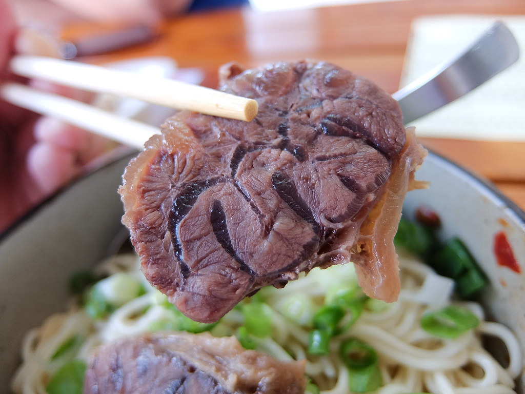 牛肉大塊,不會太老或過硬