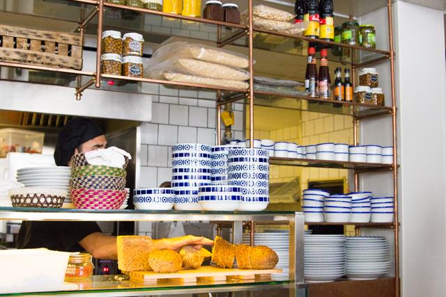 Flax & Kale healthy food Barcelona