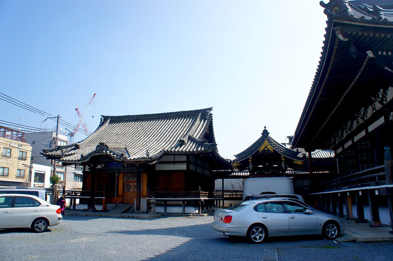 御真骨堂/妙傳寺(Myoden-ji Temple / Kyoto City) 2015/03/17 04791