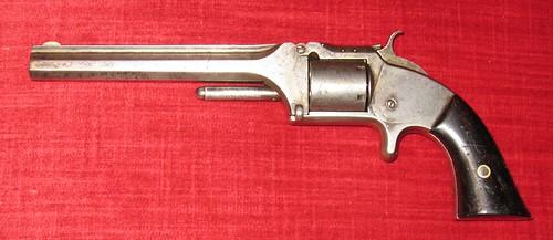 Smith & Wesson Old Model No. 2 Army Revolver