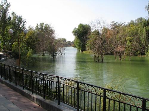 lake arboretum kazakhstan shymkent chimkent казахстан дендропарк шымкент чимкент steppetales