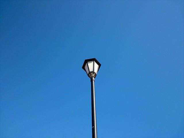 Фонарик // Street lamp