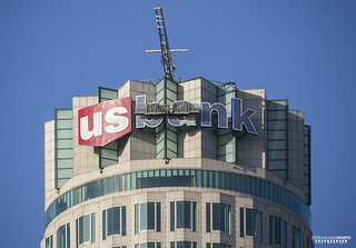 US Bank Sign LED Replacement