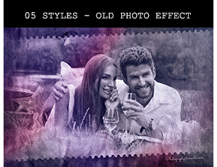 09 Vintage Retro Photo Effects