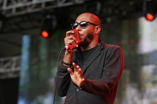 Yasiin Bey (Mos Def) at Soulfest Melbourne 2014