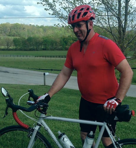 Post-Redbud Ride ride 2015