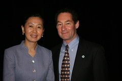2015 SFB Program Chairs - Peter Edelman, PhD and Helen Lu, PhD