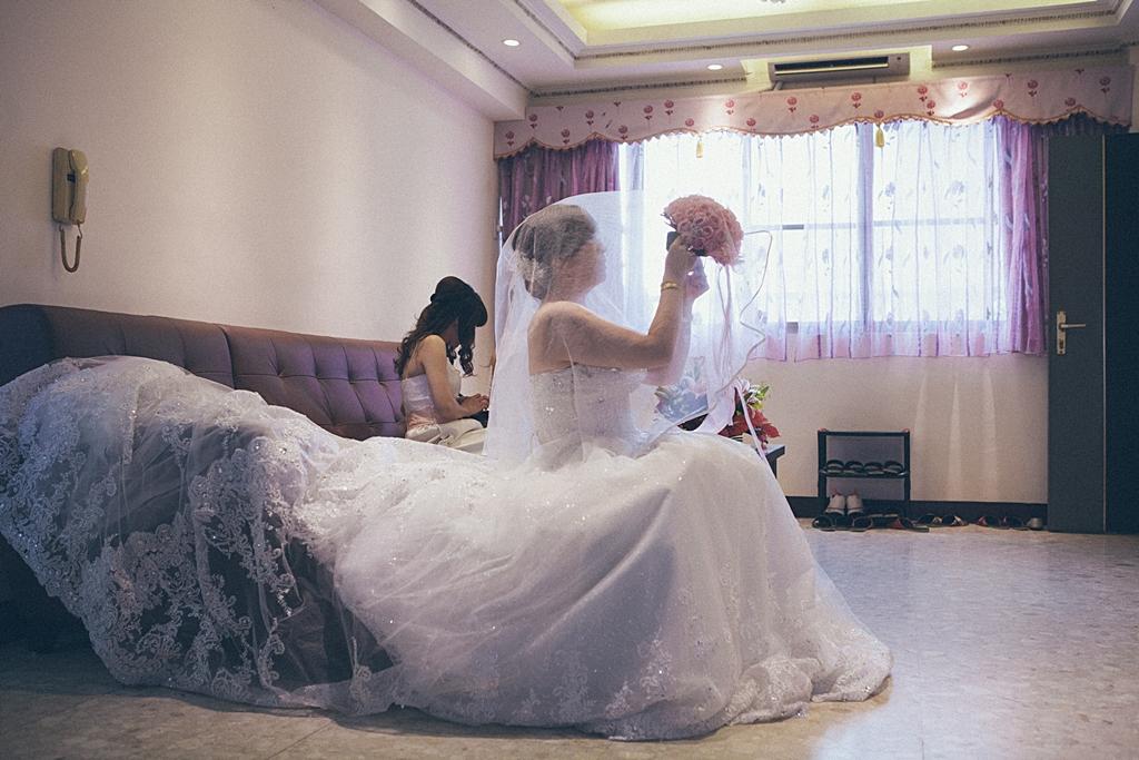婚禮攝影,婚攝,婚禮記錄,高雄,真寶餐廳,底片風格,自然