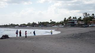 Bilde av Playa Las Peñitas. nicaragua león laspeñitas