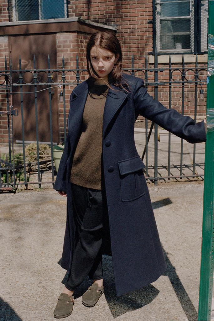Аня Тейлор-Джой — Фотосессия для «NY Times Style» 2016 – 1