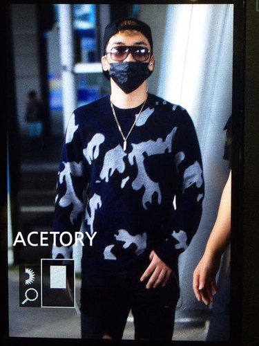Big Bang - Incheon Airport - 28sep2015 - Acetory - 02