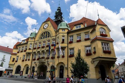 slovenia skofjaloka historic city architecture ptuj sony sonyalpha night street church monastery si