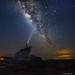 In search of the cosmic stars by Hafidz Abdul Kadir