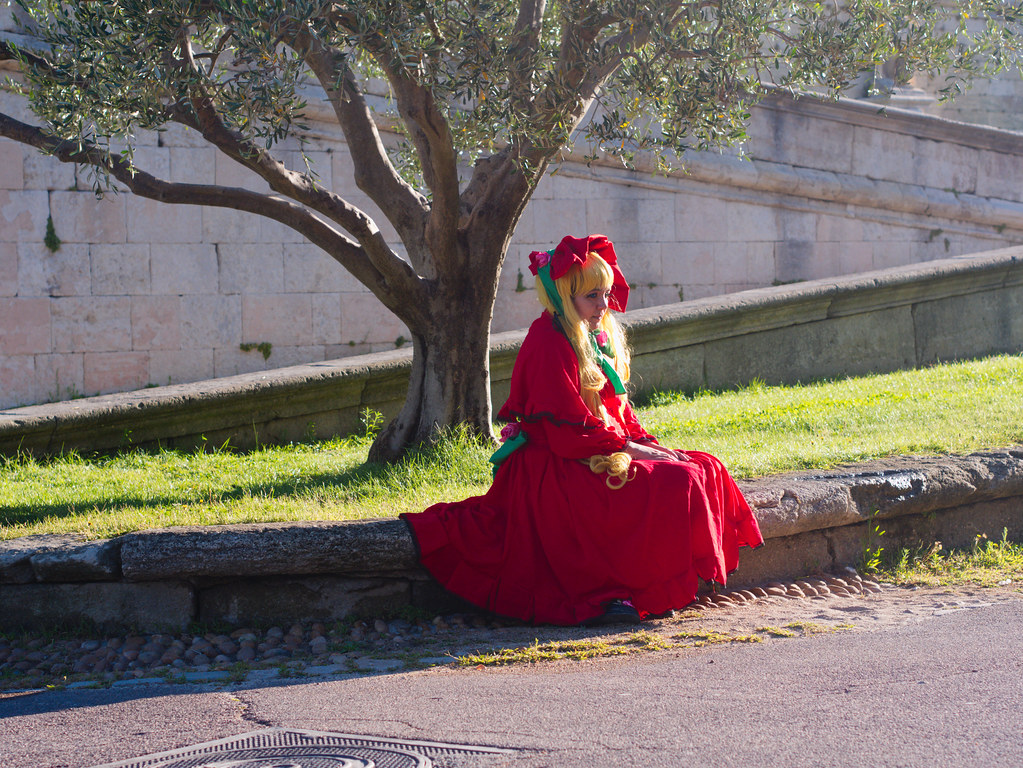 related image - Shooting Shinku - Rozen Maiden - Jardin des Doms - Avignon -2016-08-15- P1520201