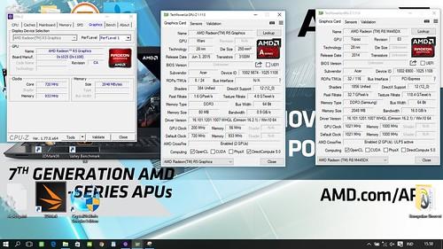 Review Notebook Acer E5 553G Hadirkan AMD A10 9600P dan Radeon R8