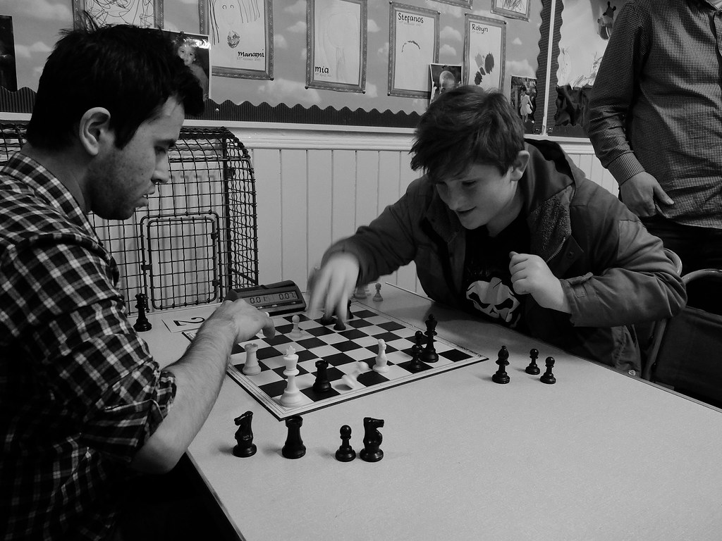 Hendon Chess Club Blitz