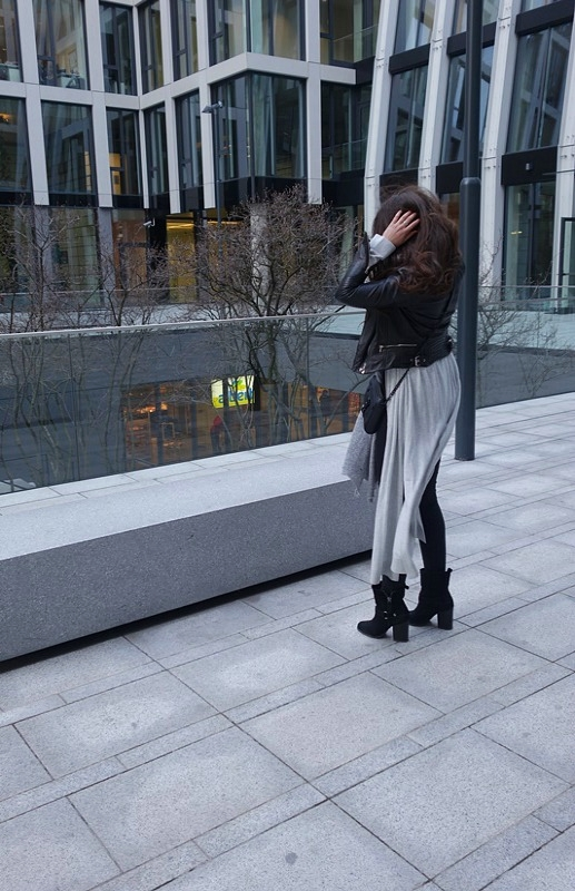 grey and black outfit 8