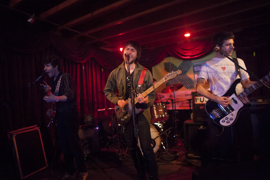 PUJOL | Red Eyed Fly | SXSW | March 21, 2015