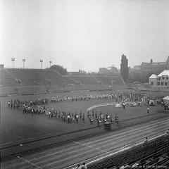Olympiades 55 : Stade Molson. 17 août 1955, VM105-Y-3_0034-023