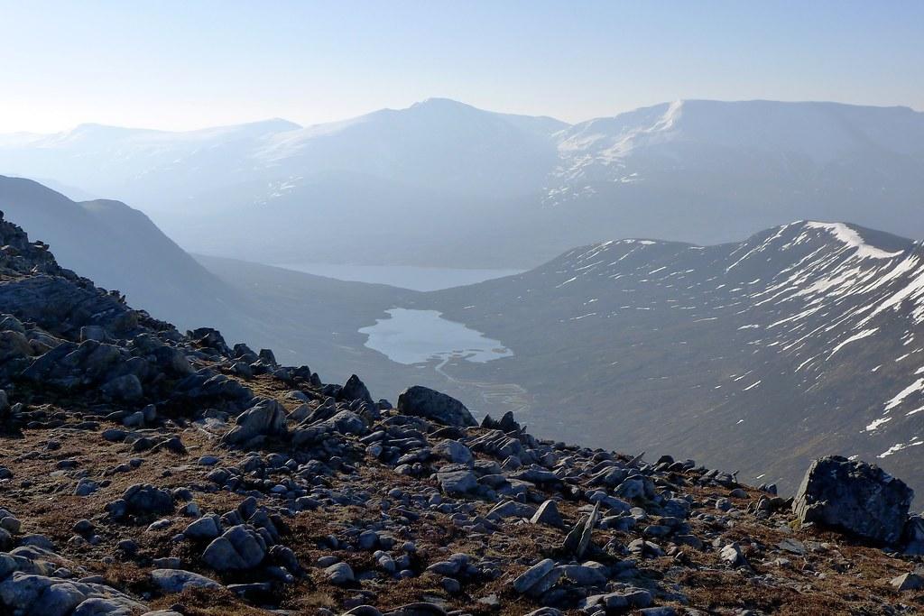 Strath Mhuilich and Loch Monar