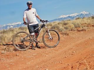 Mountain Biking Bar M Trail