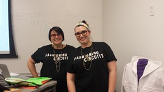 #FashioningCircuits Girl Scout Troop 824