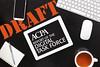 #ACPADigital Task Force - Report Draft