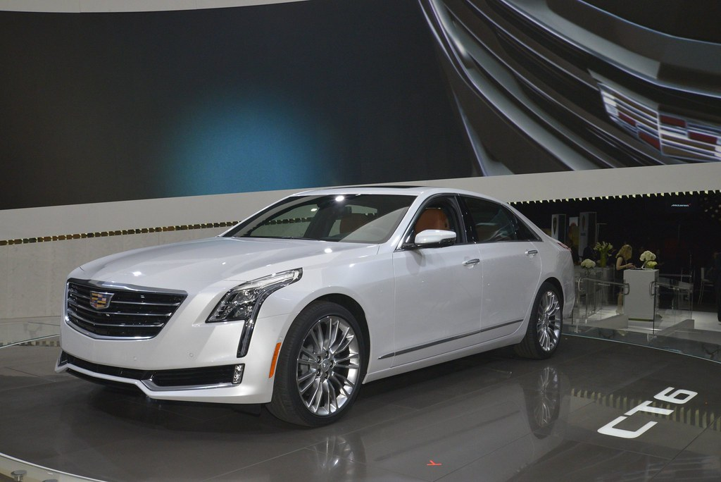First Cadillac CT6 will be auctioned for charity